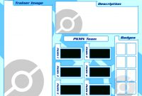 Images Of Trainer Card Template  Nategray intended for Pokemon Trainer Card Template