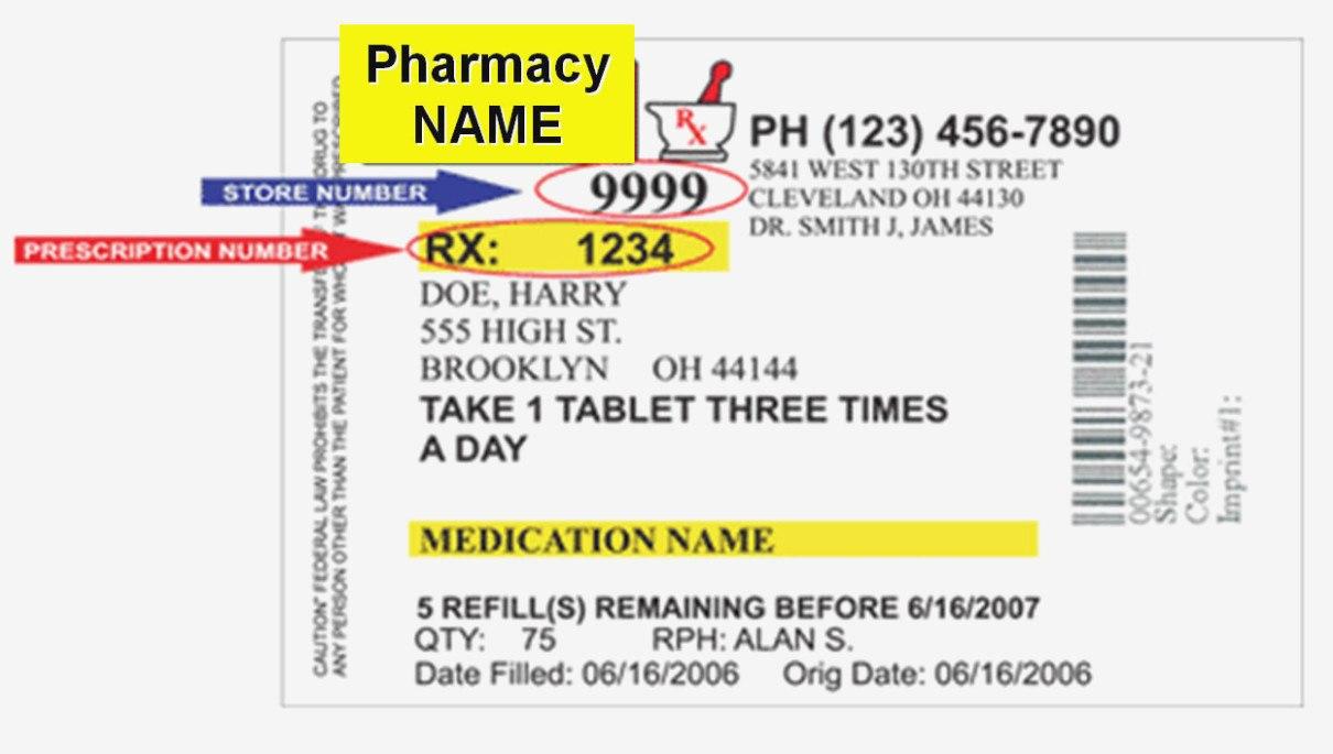 Images Of Walgreens Prescription Bottle Blank Label Template Intended For Prescription Labels Template