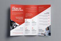 Indesign Bi Fold Brochure Template Free A Bifold Download Tri Psd with regard to Free Brochure Template Downloads
