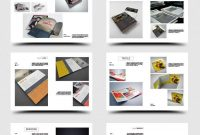 Indesign Clean Product Catalog  Catalog Ideas  Product Catalog intended for Product Brochure Template Free