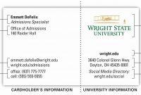 Inspirational Blank Business Card Template Open Office regarding Open Office Index Card Template