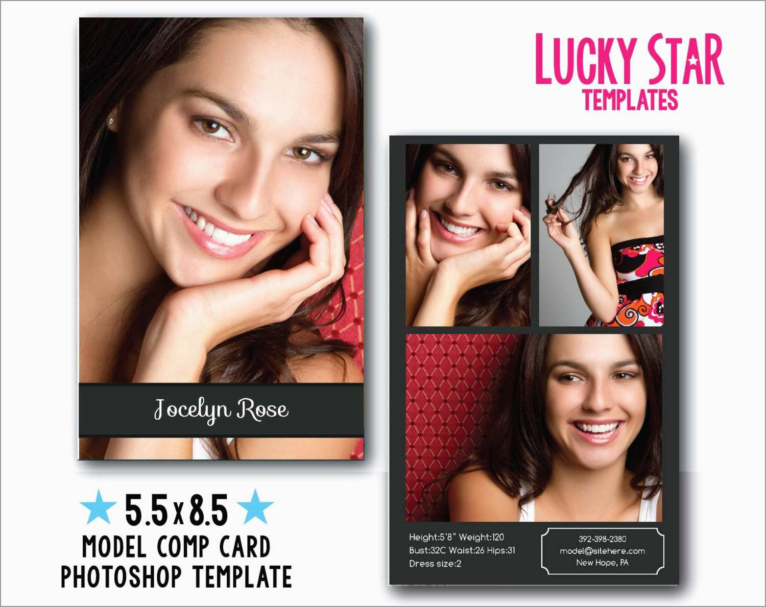 Inspirational Free Comp Card Template  Best Of Template In Free Zed Card Template