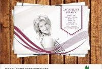 Inspirational Free Comp Card Template  Best Of Template intended for Free Comp Card Template