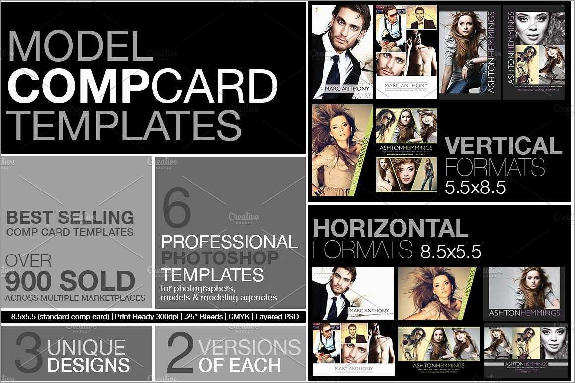 Inspirational Free Comp Card Template  Best Of Template Regarding Free Zed Card Template