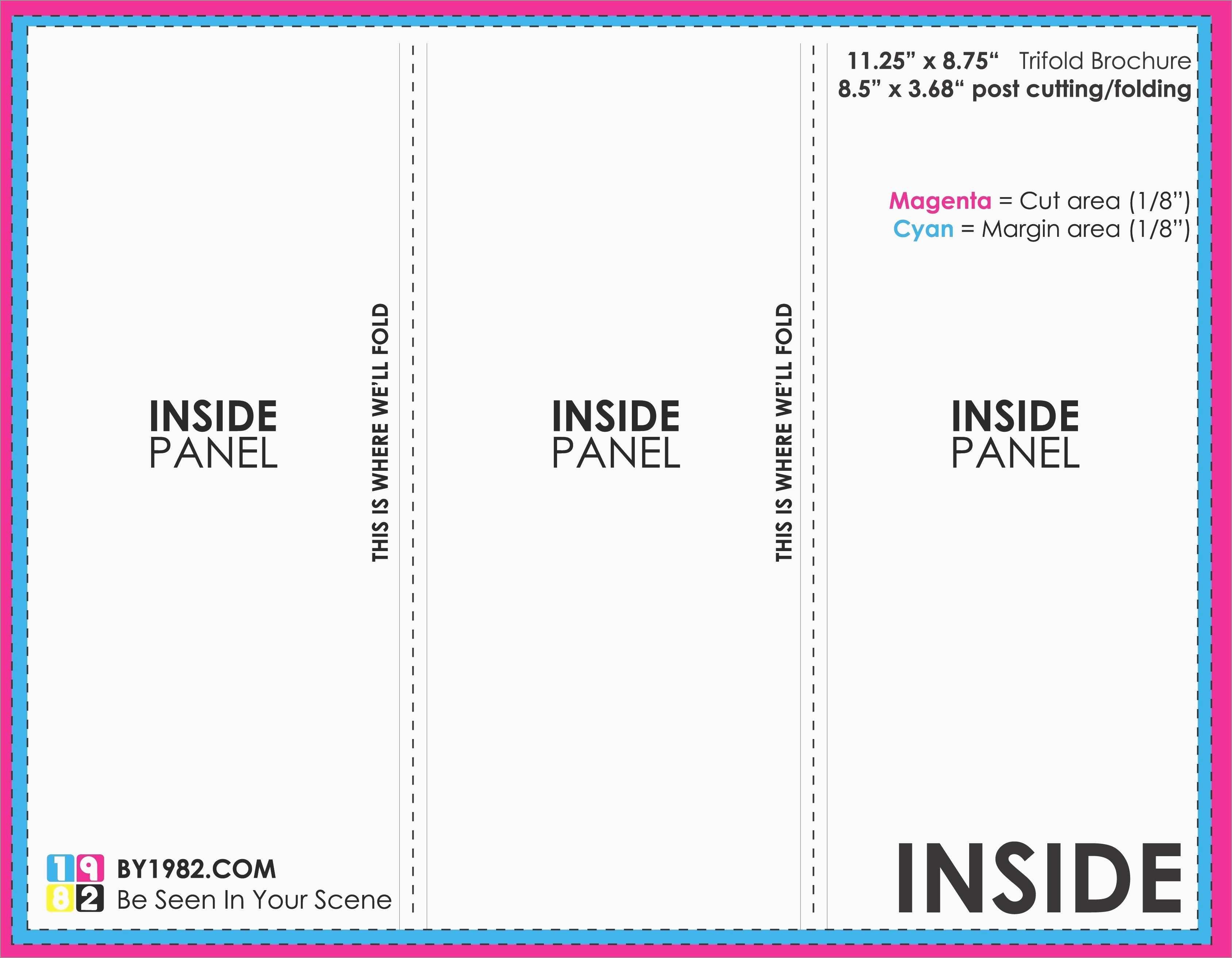 Inspirational Free Tri Fold Brochure Template Google Docs  Best Of Inside 6 Panel Brochure Template