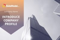 Introduce Company Profile Powerpoint Template for Business Profile Template Ppt