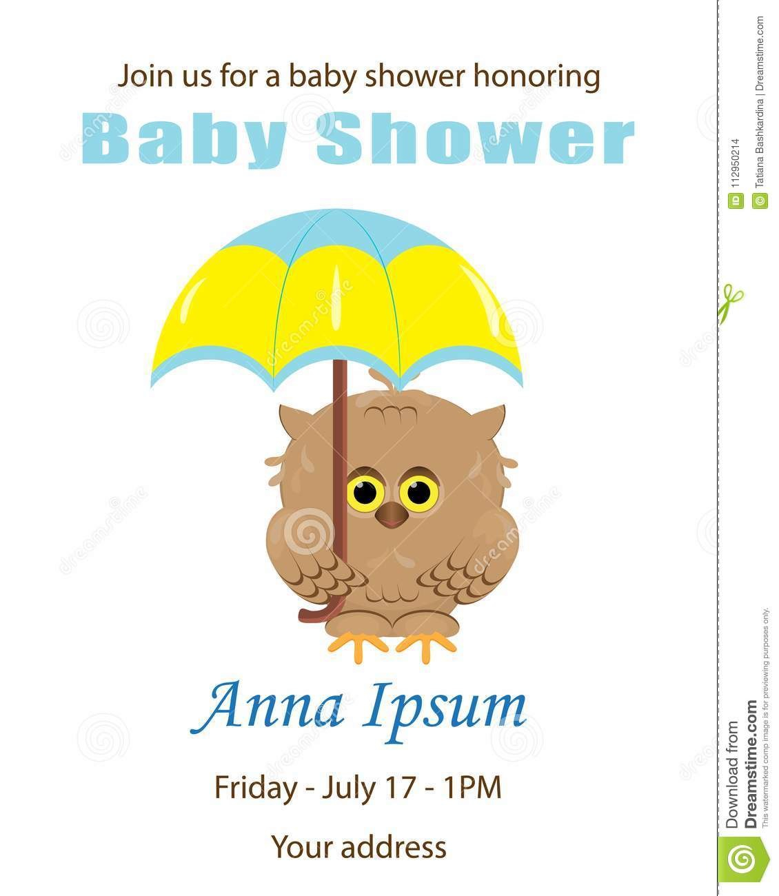 Invitation Template Baby Shower Card Arrival Card With Place F With Celebrate It Templates Place Cards