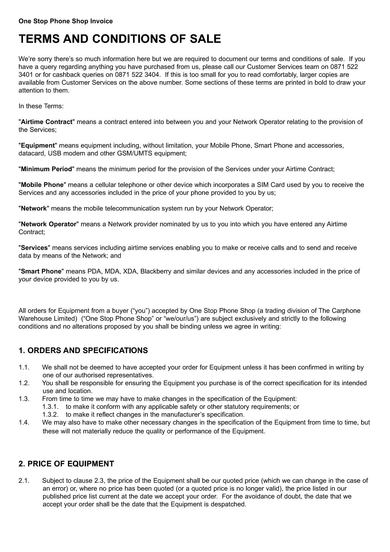 Invoice Payment Terms And Conditions Invoice Template Free With Regard To Membership Card Terms And Conditions Template