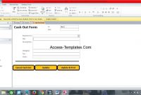 Invoice Register Template  Access Database And Templates regarding Invoice Register Template