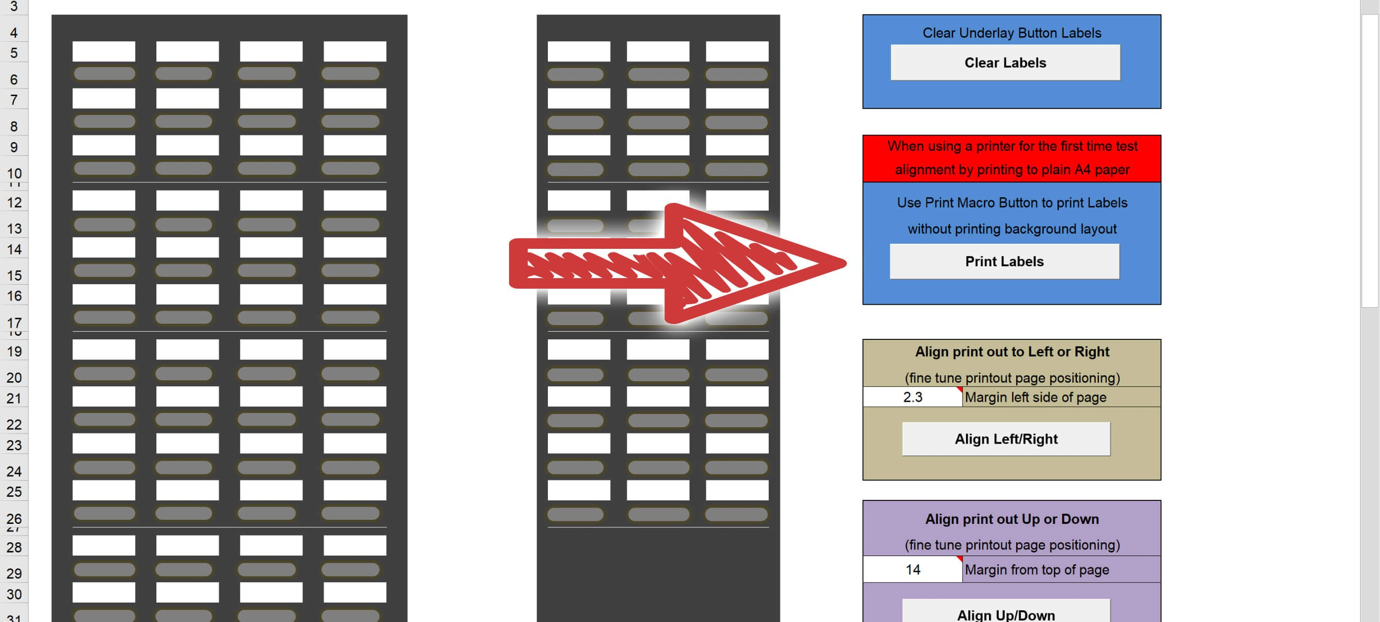 Ipecs Phone Handset Label Printing Guide  Infiniti Telecommunications Pertaining To Avaya Phone Label Template