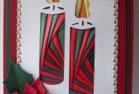 Iris Folding …  Teabag And Iris Folded Cards  Iris … within Iris Folding Christmas Cards Templates