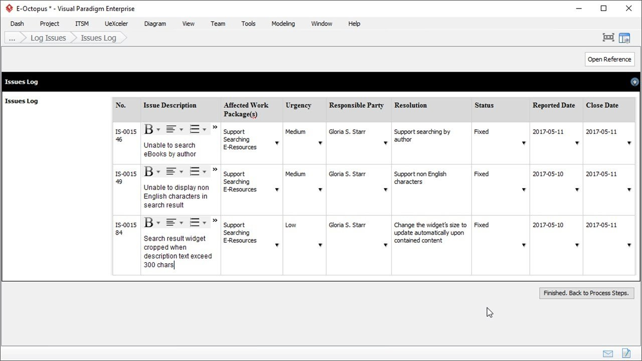 Issue Log Template  Project Management  Youtube Pertaining To It Issue Report Template