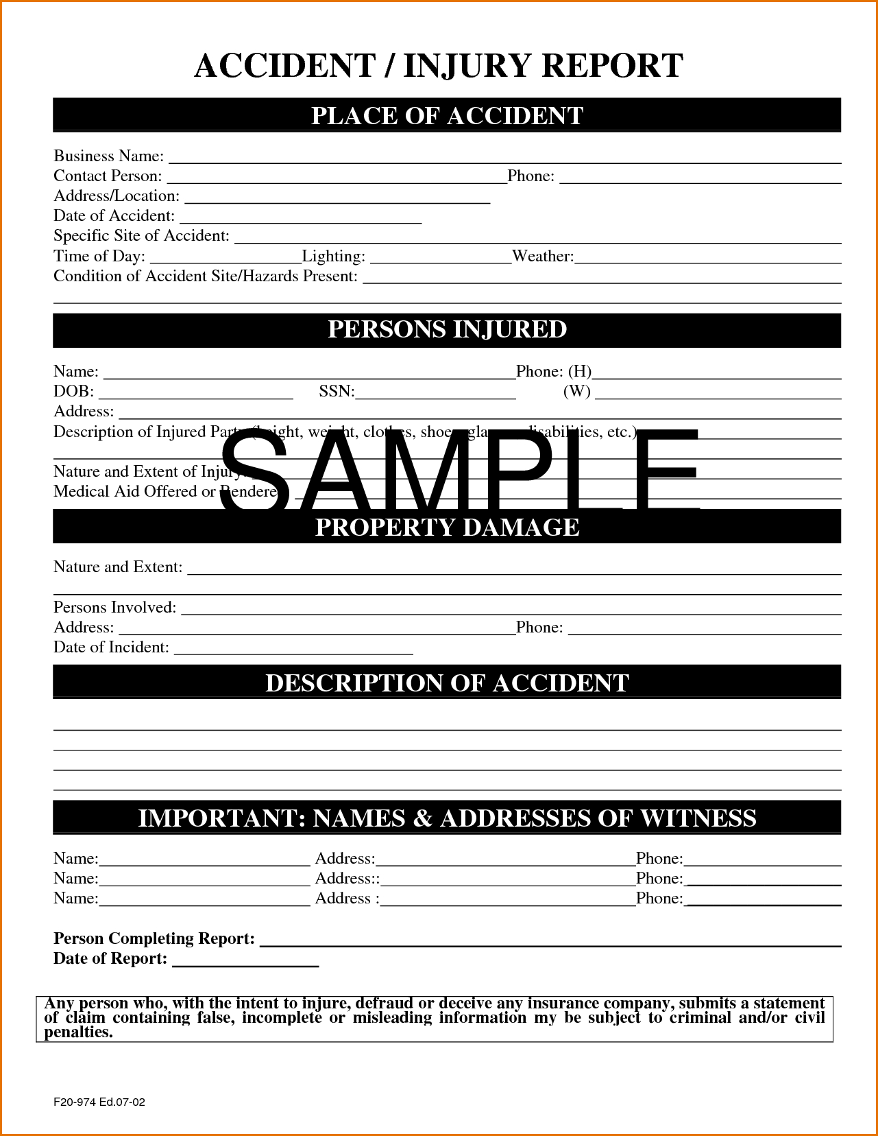 Itil Incident Report Form Template Awesome Free Printablerd Drop Regarding Itil Incident Report Form Template
