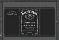 Jack Daniels Blank Template  Important Facts That You  Marianowo with regard to Blank Jack Daniels Label Template