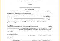 Joint Venture Agreement Template Ideas Stirring Doc Free inside Joint Account Agreement Template