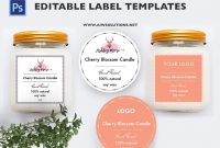 Label Template Id  Aiwsolutions pertaining to Chutney Label Templates