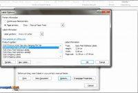 Label Template Microsoft Word  Sampletemplatess throughout Microsoft Word 2010 Label Templates