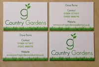 Landscaping Business Card Template Valid Teacher Business Card intended for Gardening Business Cards Templates
