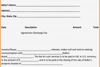 Latest Tips You Can Learn When Attending  Form Information intended for Simple Land Sale Agreement Template