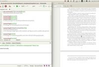 Latex Programming    Making Your Own Thesisreport Template Part  Of with Latex Template For Report