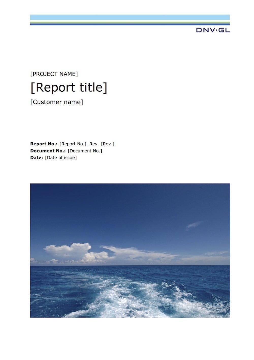 Latex Typesetting  Showcase Regarding Project Report Latex Template