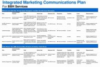 Launch Marketing Plan Template Best Of Marketing Plan Wip Social pertaining to Social Media Marketing Business Plan Template