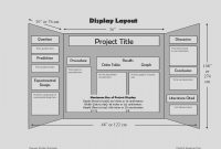 Layout And Flow For Your Science Fair Display  Stem  Pinterest intended for Science Fair Labels Templates