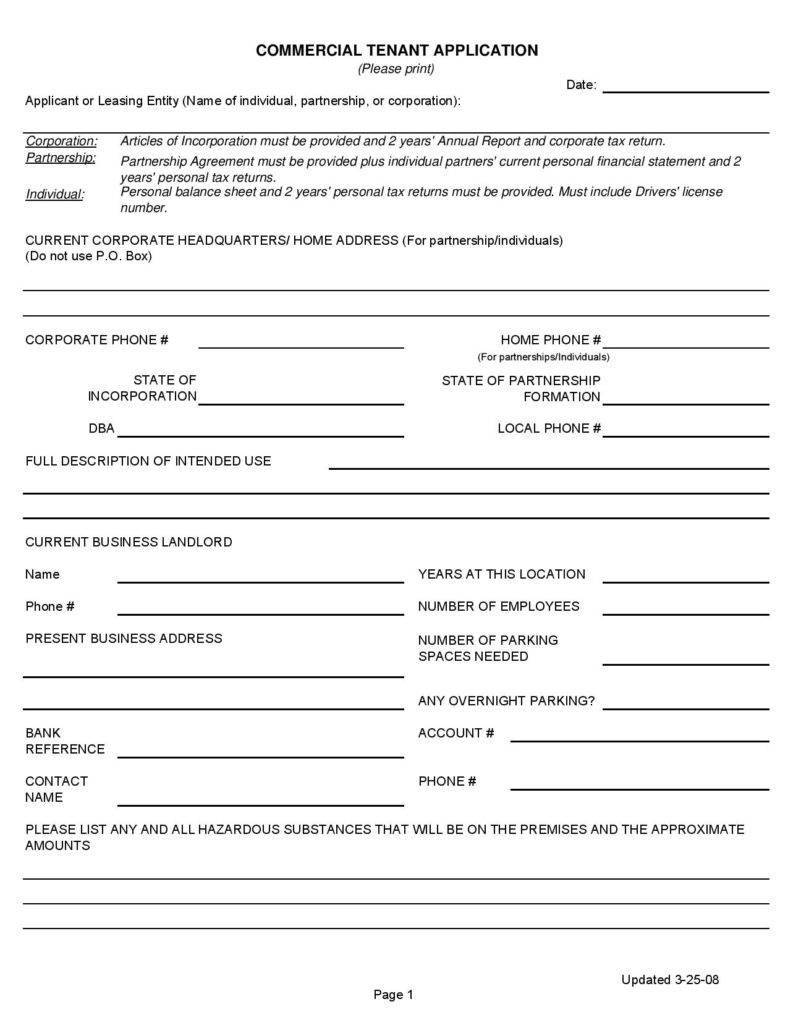 Lease Application Templates  Free Free Word Pdf Excel Format Throughout Corporate Housing Lease Agreement Template