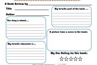 Levels Of Free Printable Book Reports From Kid Lit Printables regarding Story Report Template