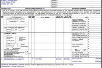 Liability Insurance Liability Insurance Certificate intended for Certificate Of Liability Insurance Template