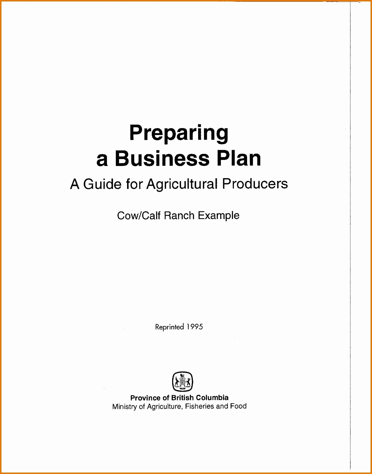 Livestock Business Plan Template Cattle Spreadsheet Templates In Livestock Business Plan Template