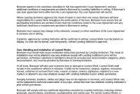 Loan Agreement  Templates Hunter in Profit Participation Loan Agreement Template