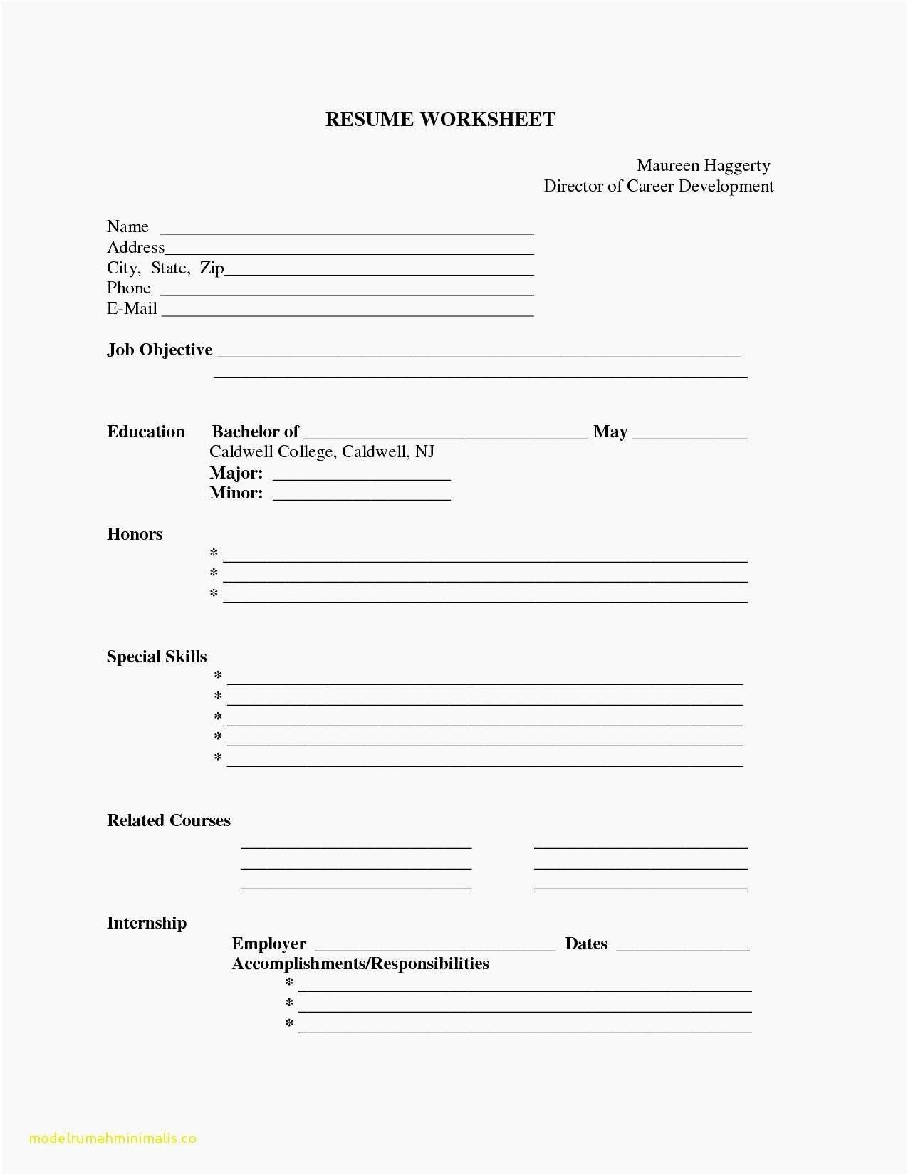 Lovely Fill In The Blank Resume  Atclgrain Pertaining To Free Bio Template Fill In Blank
