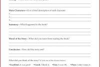 Lovely Th Grade Book Report Template  Job Latter with 6Th Grade Book Report Template