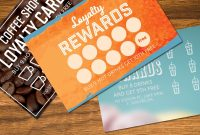 Loyalty Card Templates Mockup Organisedtextimageeasy  Home regarding Loyalty Card Design Template