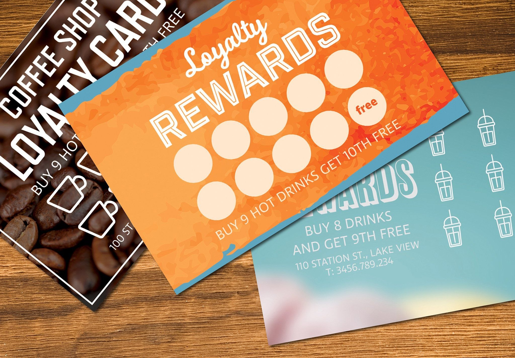 Loyalty Card Templates Mockup Organisedtextimageeasy  Home Regarding Loyalty Card Design Template