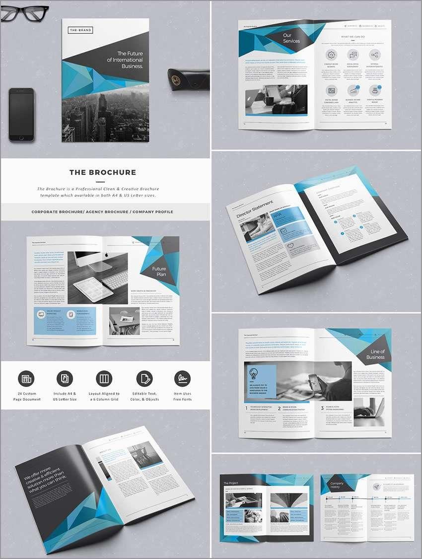 Luxury Adobe Indesign Flyer Templates Free  Best Of Template Pertaining To Indesign Templates Free Download Brochure
