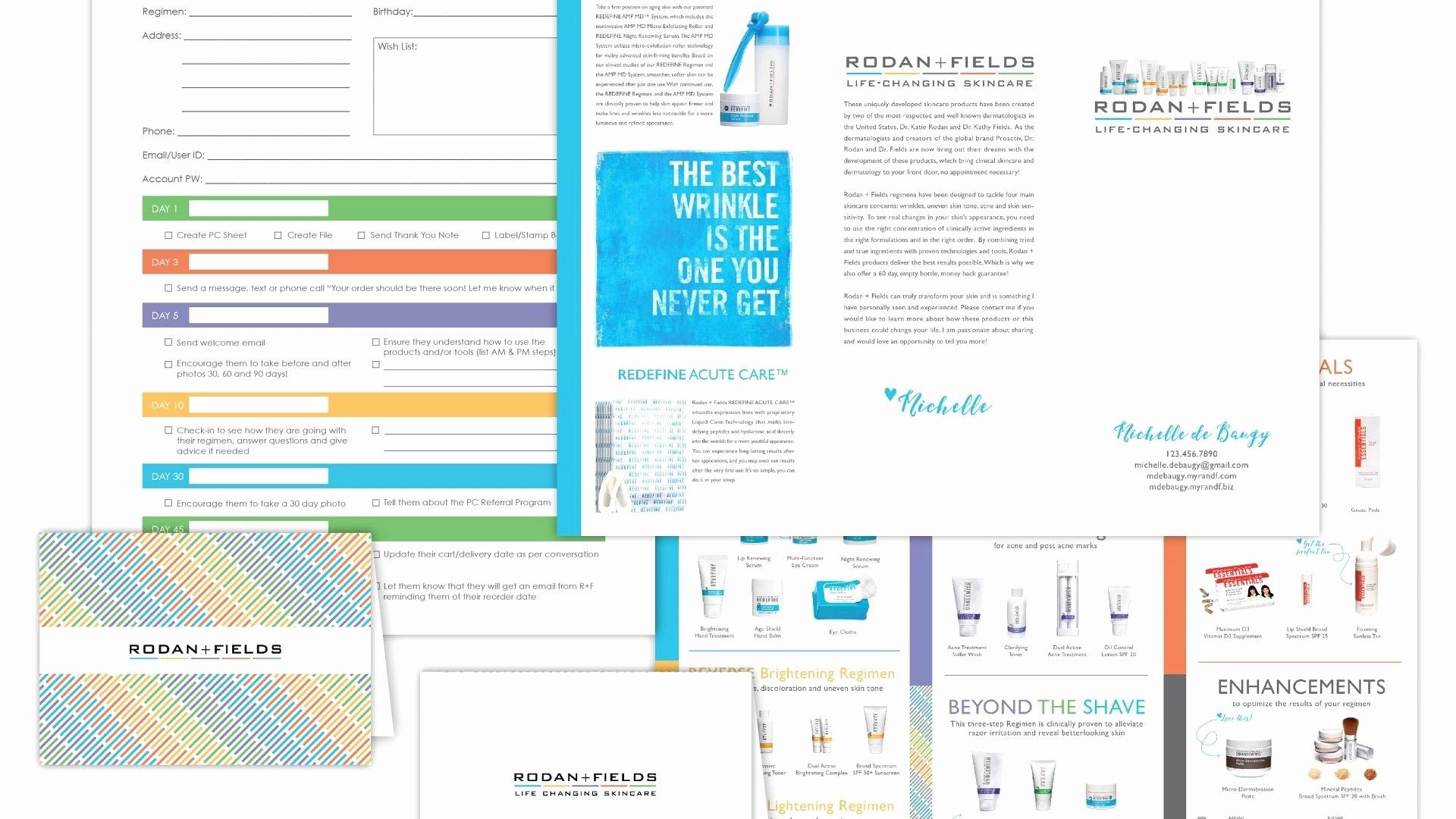 Luxury Rodan And Fields Business Card Template  Hydraexecutives Throughout Rodan And Fields Business Card Template
