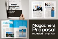 Magazine  Proposal Indesign Templates  Dealjumbo — Discounted pertaining to Business Proposal Indesign Template