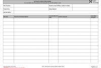 Maintenance Repair Job Card Template  Microsoft Excel Template And inside Mechanics Job Card Template