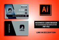 Make Business Cards Free Then Business Card Design Vector File Free within Templates For Visiting Cards Free Downloads