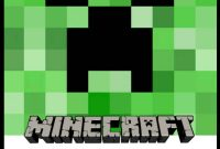 Make Your Own Custom Printable Minecraft Party Invitations in Minecraft Birthday Card Template