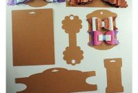 Making Bow And Headband Display Cards On The Cricut – Svg Dxf Eps pertaining to Free Svg Card Templates
