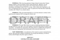 Management Services Agreement Pdf Doc Examples Business with Business Management Contract Template