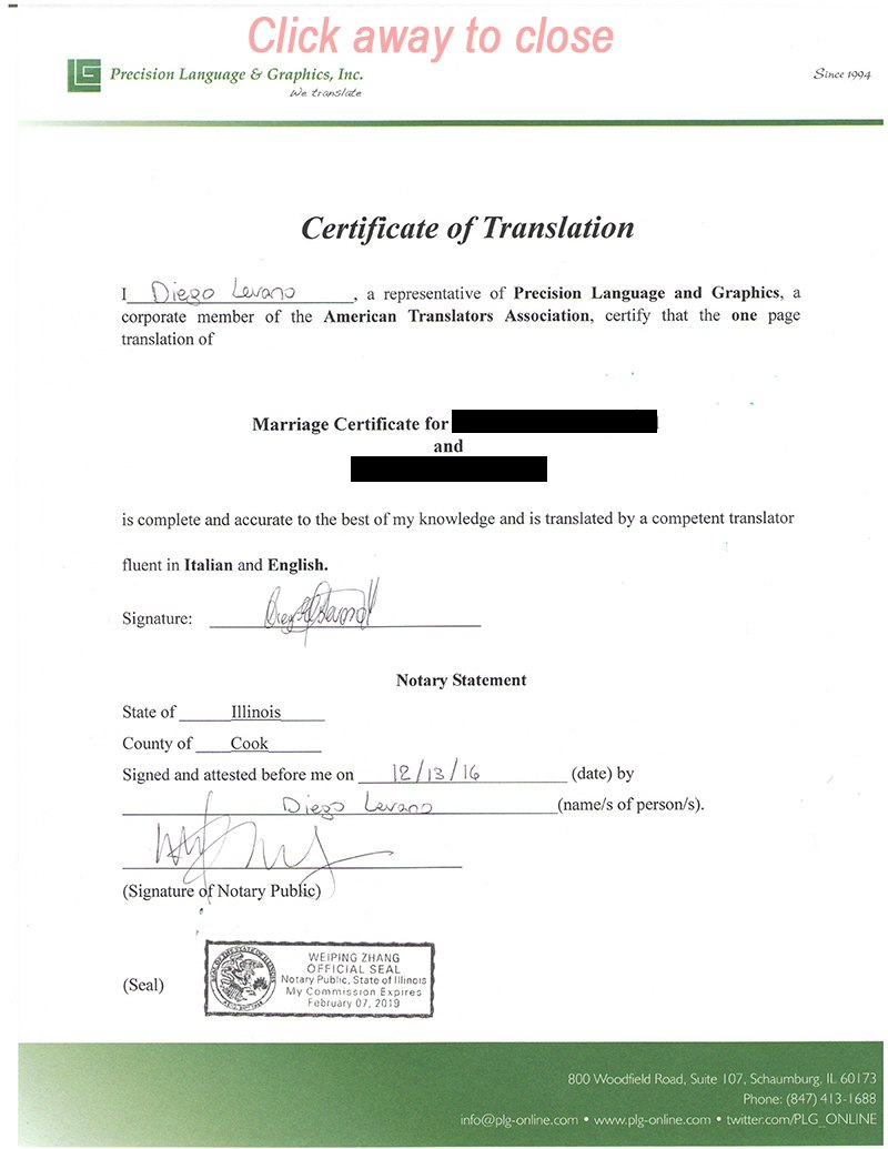 Marriage And Divorce Certificate Translation Services Spanish Regarding Marriage Certificate Translation From Spanish To English Template