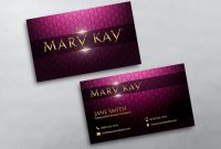 Mary Kay Business Cards In   Pink Dreams  Mary Kay Free regarding Mary Kay Business Cards Templates Free