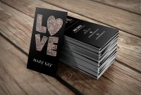 Mary Kay Business Cards  Marykay Business Cards  Mary Kay Mary pertaining to Mary Kay Business Cards Templates Free