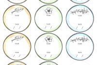 Mason Jar Label Template Ideas Stupendous Free Printable in Free Printable Jar Labels Template