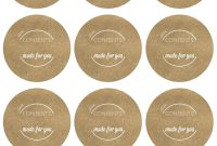 Mason Jar Lid Labels  Google Search  Diy Labels  Canning Jar within Canning Labels Template Free