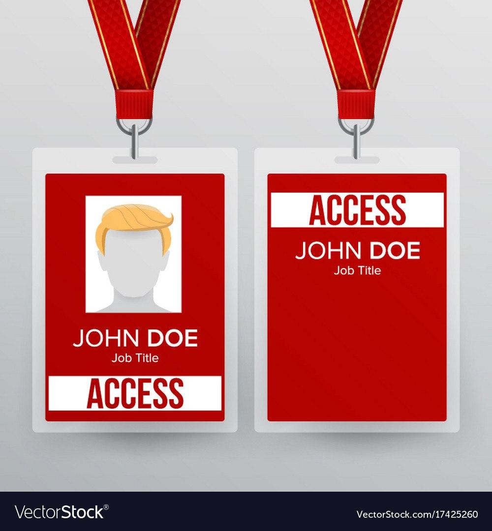 Media Id Card Templates   Images  Newspaper Press Pass Id From With Media Id Card Templates